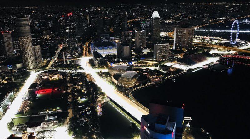 F1   Singapore: Hamilton e Verstappen i più veloci del venerdì
