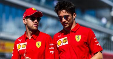 F1 | Vettel vs Leclerc, la lotta che rallenta la Ferrari