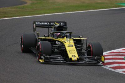 Ricciardo, Renault, Suzuka 2019
