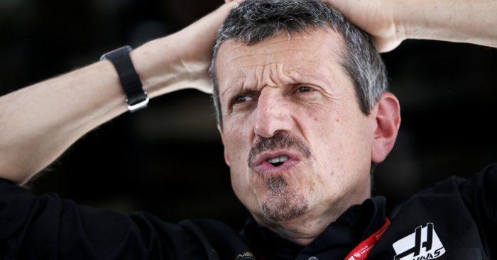 Guenther Steiner, team principal Haas F1
