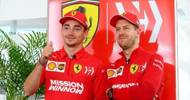 "F1   Leclerc su Vettel : ""Maturi per lavorare insieme"""
