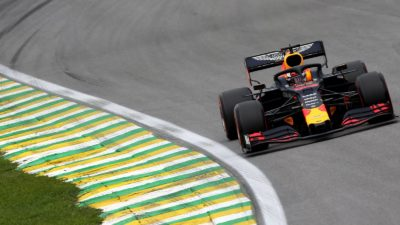 F1 | Brasile: 2019, Red Bull in Qualifica