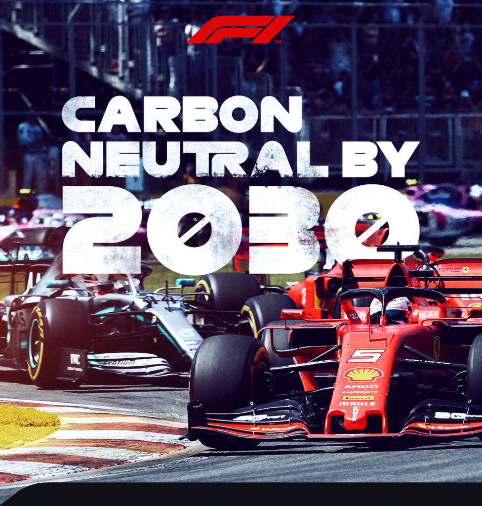 F1 | Carbon Neutral by 2030