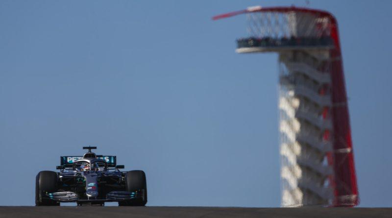 F1 | Austin: 2019, Lewis Hamilton domina FP2