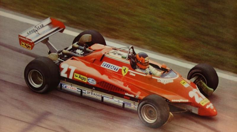 Gilles Villeneuve, Brasile, Jacarepagua, 1982