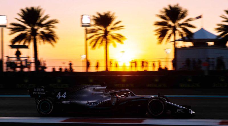 F1 | Abu Dhabi, 2019: Mercedes FP2