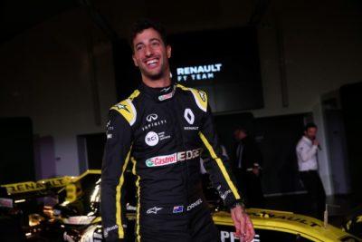 Renault F1, presentazione fissata al 12 febbraio
