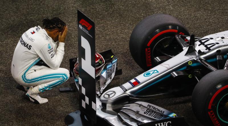 Lewis Hamilton, 2019