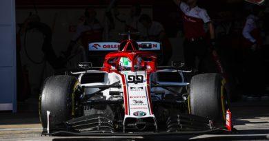 F1 | Primi giorni di test positivi per Alfa Romeo