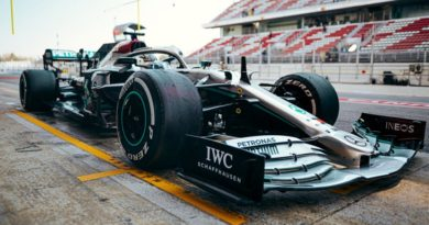 F1   Per Scalabroni, il DAS Mercedes un DRS rettilineo