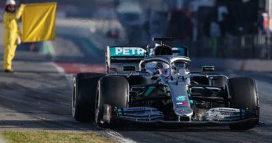 F1 | Mercedes nasconde le ruote posteriori sterzanti?