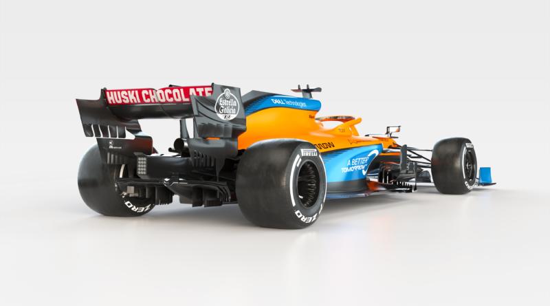 McLaren MCL35, 2020