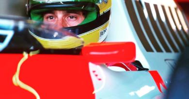 F1 I Terry Fullerton: l'uomo più veloce di Senna
