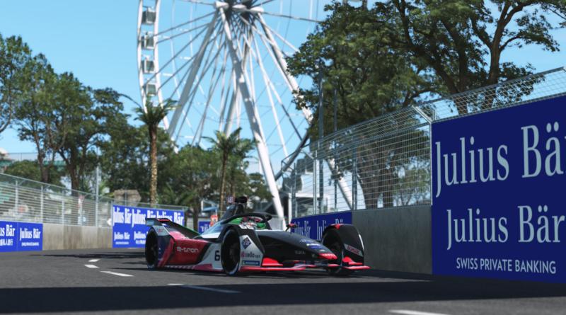 Audi, Formula E, 2020