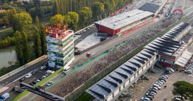 Imola vicinissima alla F1