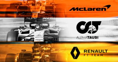 Guida F1 2020 – Team McLaren, Renault, Alpha Tauri