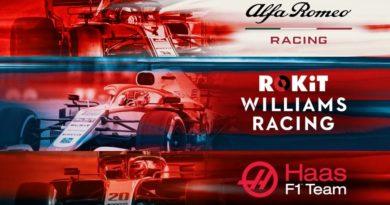 Guida F1 2020 – Alfa Romeo, Haas, Williams