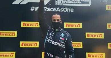 F1   Stiria: il riepilogo audio della gara