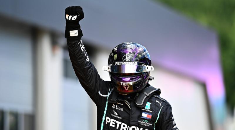 Lewis Hamilton, Stiria, Austria, 2020
