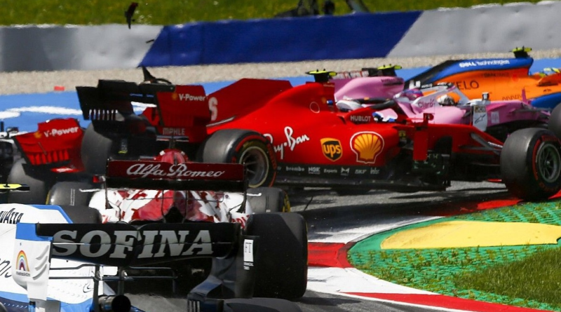 F1 | Ferrari, l'incidente in Stiria è solo la punta dell'iceberg