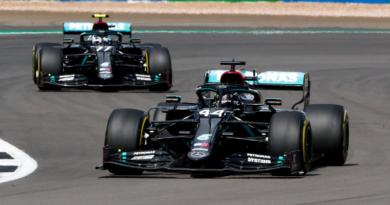 F1 | Gran Bretagna: il riepilogo audio della gara
