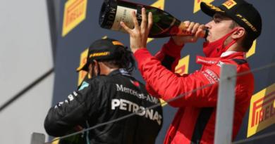 F1 | Gran Bretagna: Ferrari a podio; Binotto annuncia nuovo motore per il 2021