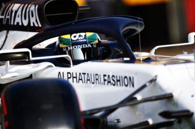 F1 AlphaTauri
