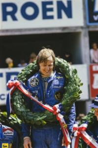 Ronnie Peterson, GP Francia 1974, Digione
