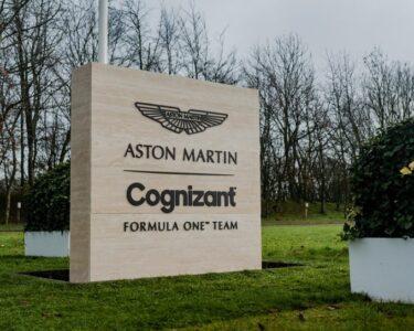 Aston Martin F1 Cognizant