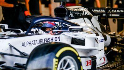 Tsunoda F1