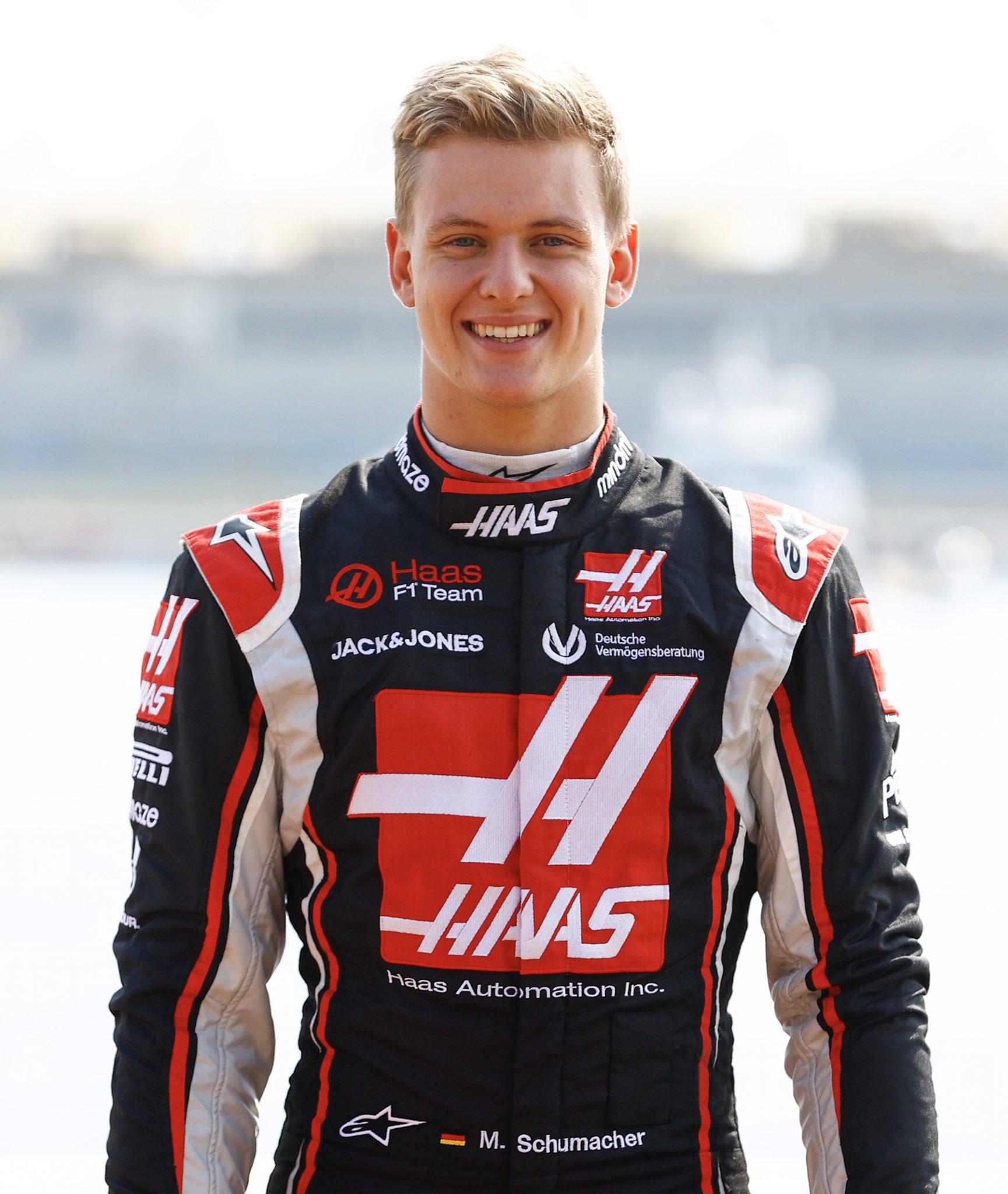 Mick Schumacher pronto per il debutto in F1