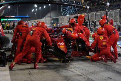 Ferrari F1 Bahrain