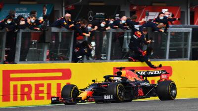F1 Verstappen Imola
