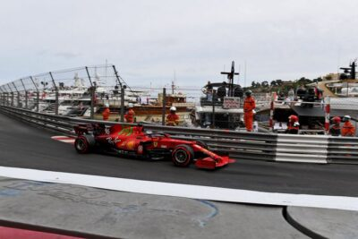 Ferrari Monaco Leclerc